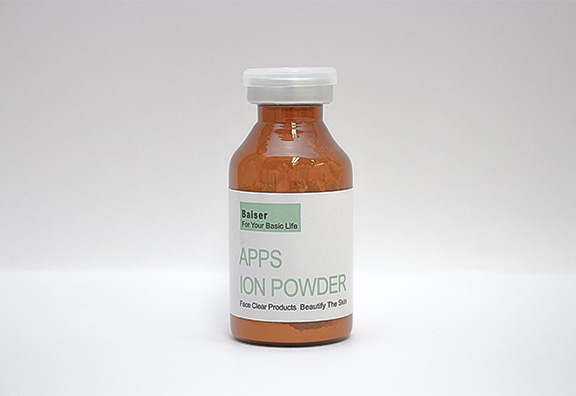APPS ION POWDER(アプレシエ)